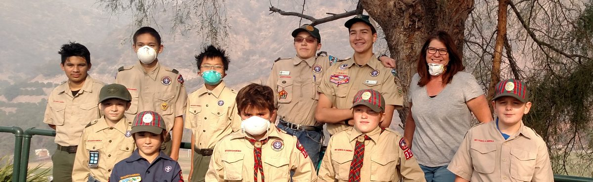 Troop 234, Boy Scouts of America