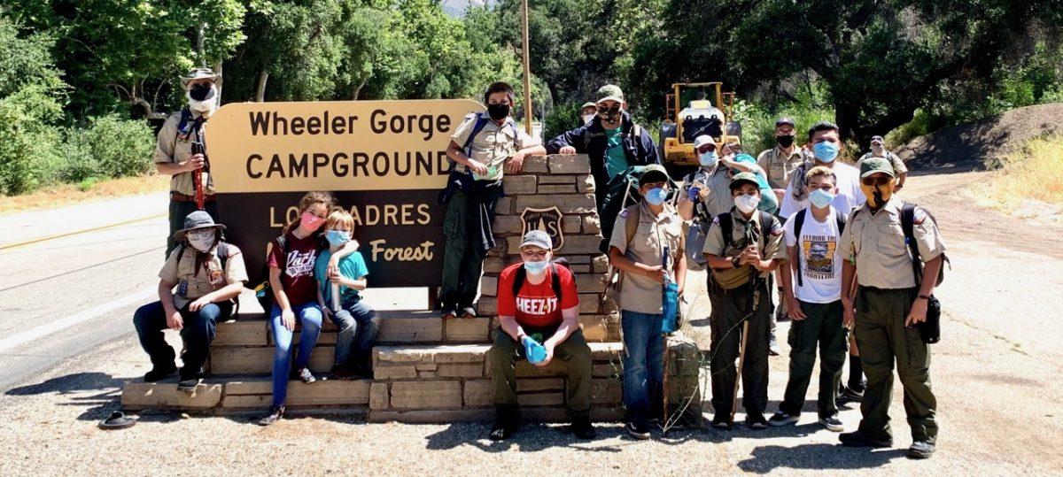 Troop 234, Boy Scouts of America